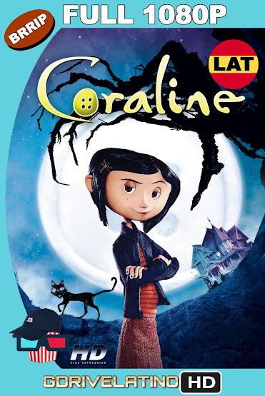 Coraline Y La Puerta Secreta (2009) BRRip 1080p Latino-Ingles MKV