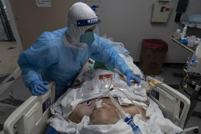 The US Added 1 Million New Coronavirus Cases This Week Alone