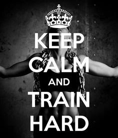 Train Hard Quotes
