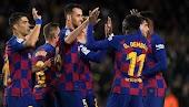 موعد مباراة برشلونة ضد ريال سوسيداد القادمة والقنوات الناقلة