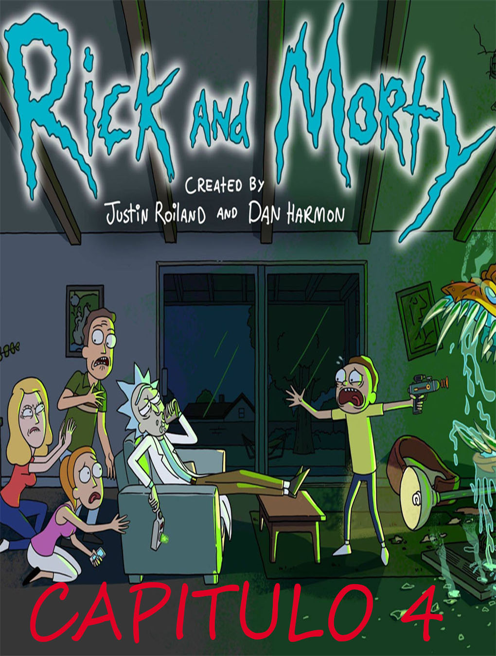 Rick And Morty Temporada 3