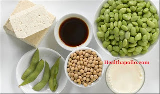 Avoid Soy products to get rid off thyroid Healthapollo