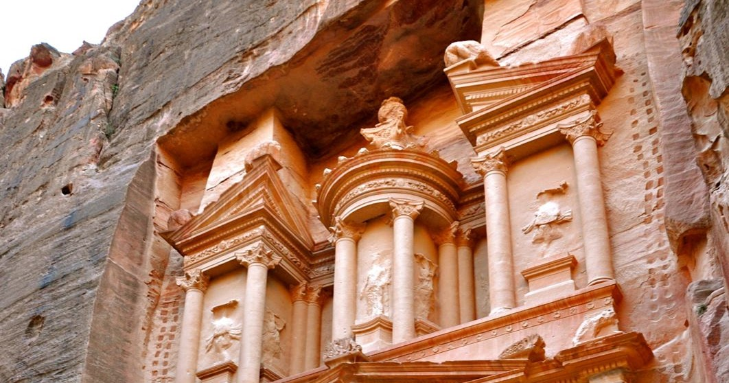 New Monument Discovered in the Ancient City of Petra