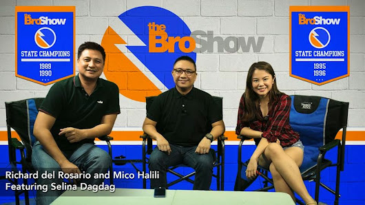 Watch: The Bro Show S02E11 - The #WeTheNorth and Selina Dagdag Episode ~ The Sports Vantage