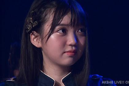 AKB48 'Te wo Tsunaginagara' 190909 M42R LIVE 1830 (Tada Kyoka Birthday)