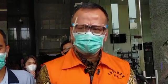 Didakwa Terima Suap Rp 25,7 M, Edhy Prabowo Ngotot Tak Bersalah