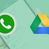 Backup Chat Whatsapp ke google drive