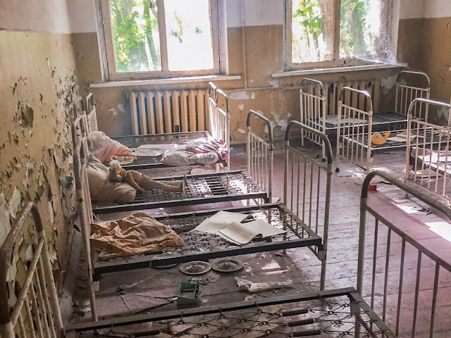 chernobyl zona exclusao