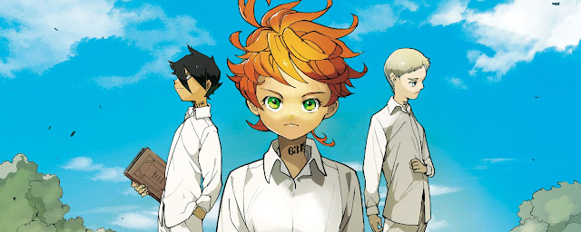 anime like the promised Neverland