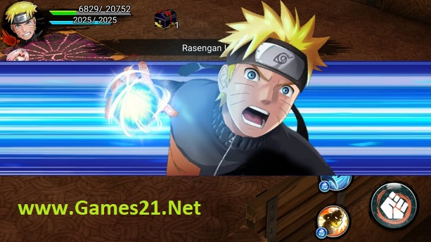 Screenshot Naruto X Boruto Ninja Voltage Mod Apk