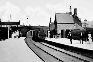 Cleator Moor Railway Station, C1906