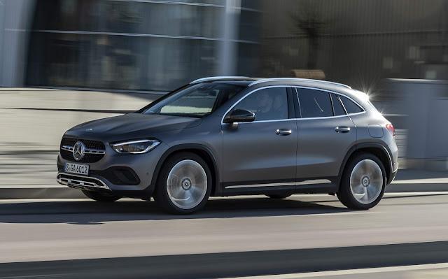 Novo Mercedes GLA 2021