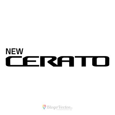 Kia Cerato Logo Vector