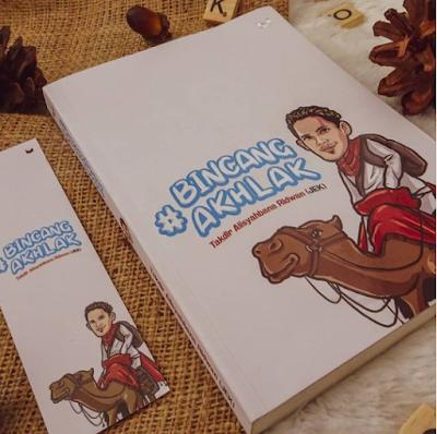 Review Singkat Novel Bincang Akhlak, Bang Jek