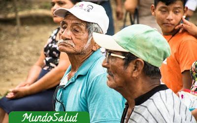 Cuidados del anciano a la tercera edad