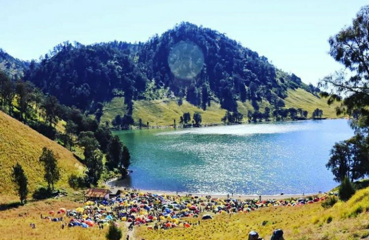 tempat wisata danau ranu kumbolo lumajang