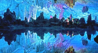 reed flute cave guilin china