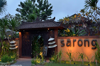 Various Vacancies for Sarong Restaurant Group