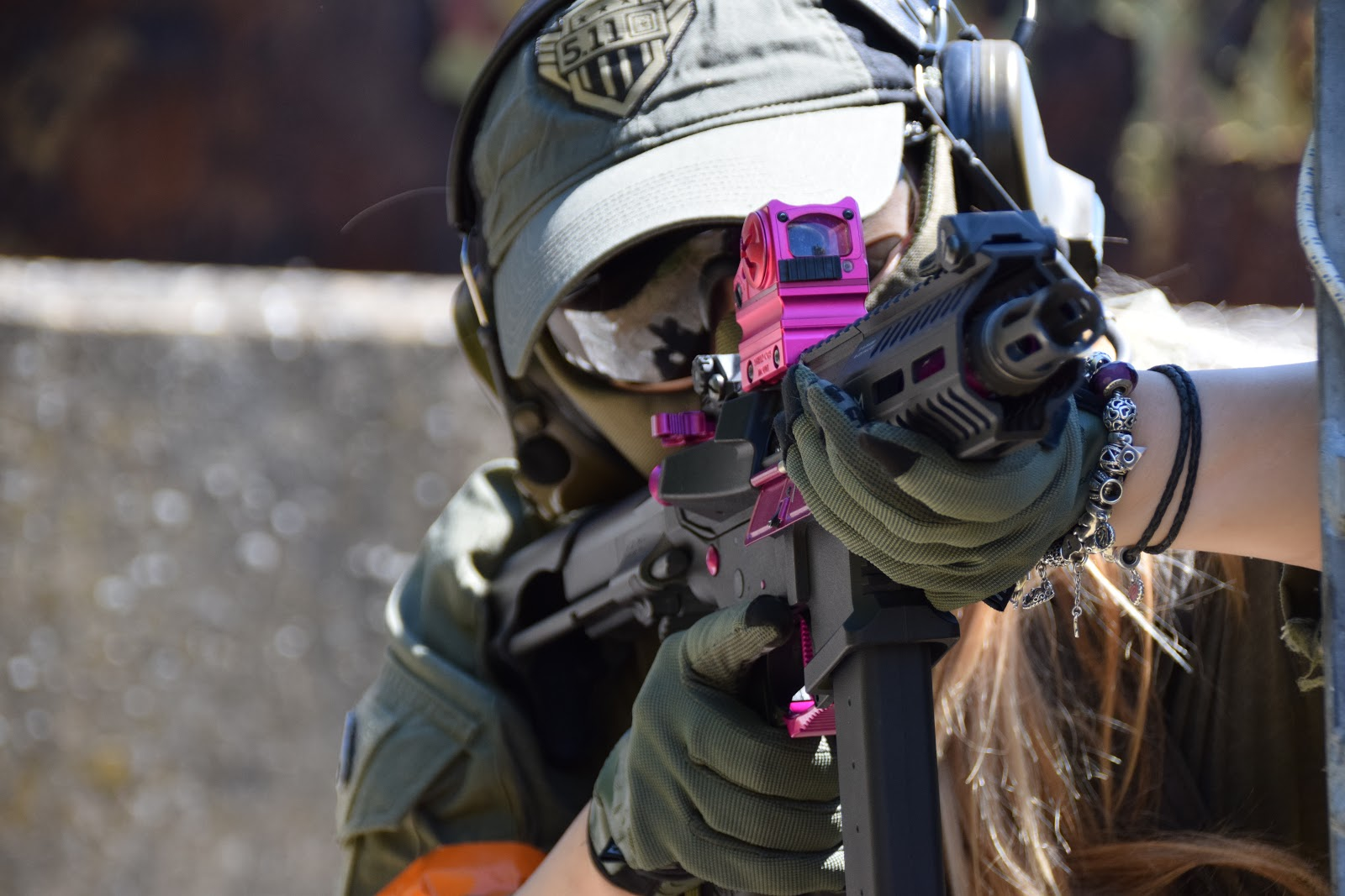 IN THE ARMOURY: G&G ARP 9 BLACK ORCHID REVIEW! - Femme