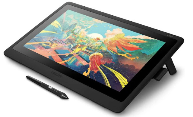 tablet with pen 2020