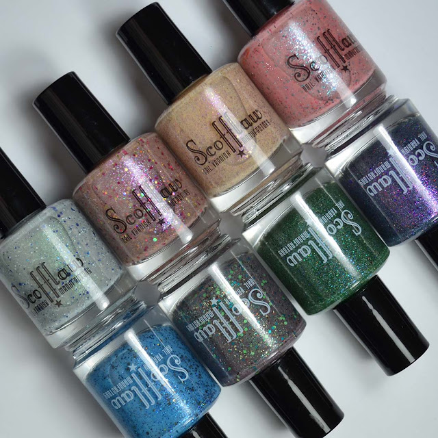 fall nail polish collection