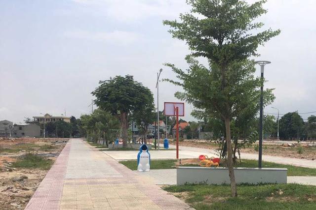 Dự án đất nền trạm thu phí Đà Nẵng