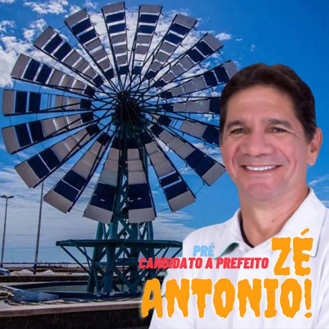 Ex-prefeito e pré-candidato a prefeito de Macau Zé Antonio apresentará certidões em live