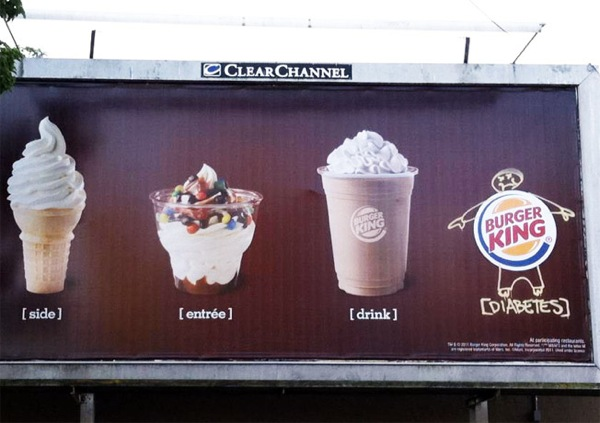 Funny Burger King: John Tuohy's Me Vs. Diabetes