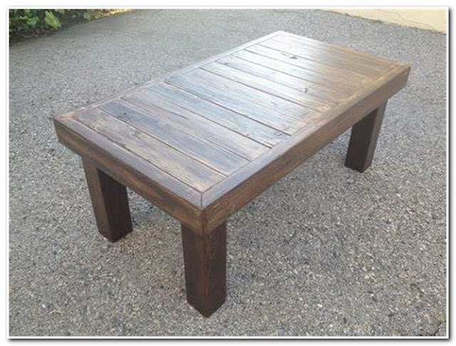 Outdoor Coffee Table Furniture