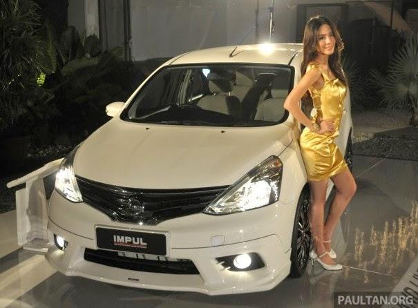 Daftar Harga untuk Nissan Livina