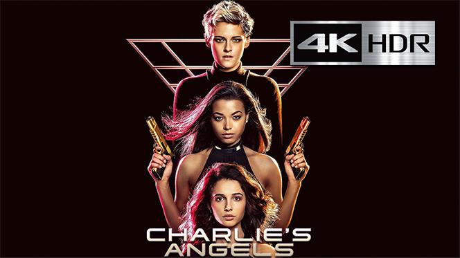 Ángeles de Charlie (2019) 4K UHD [HDR] Latino-Ingles