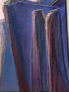 Image result for thiebaud, blue ridge mountain, 2010
