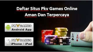 Daftar Situs Pkv Games Online