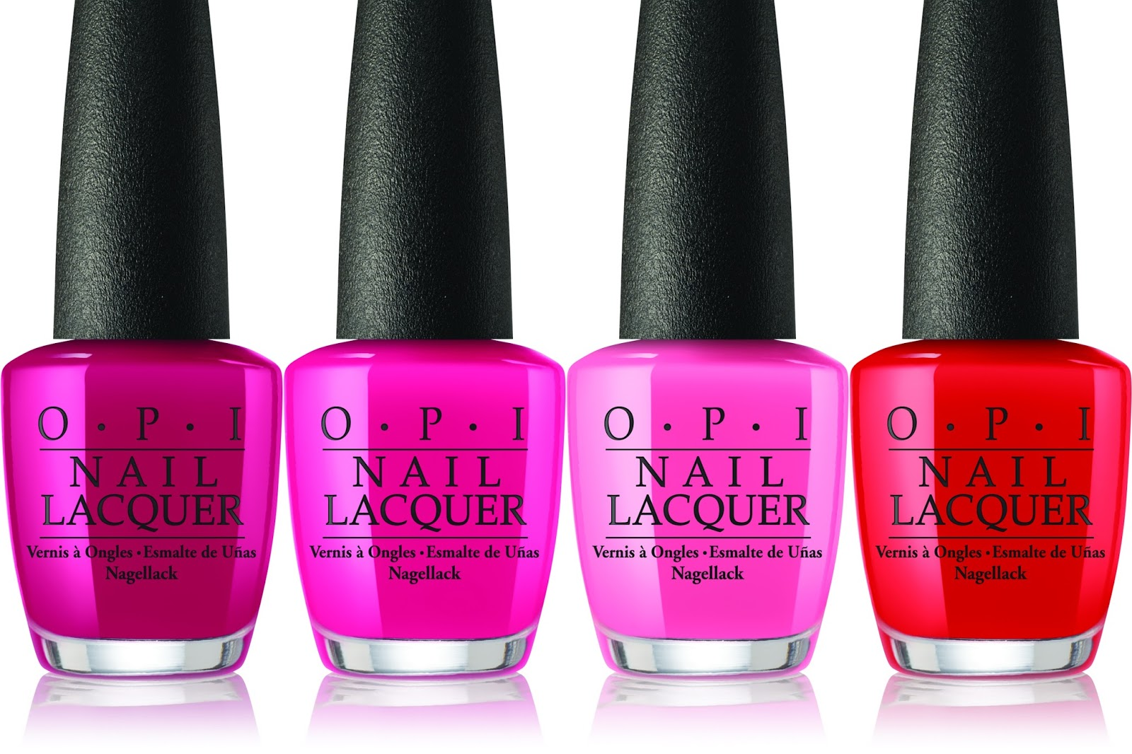Preview │OPI Launches California Dreaming collection for Summer ...