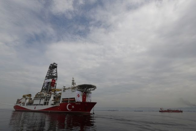 Τουρκία: «Ετοιμάζουμε 5 νέες γεωτρήσεις στην αν. Μεσόγειο το 2020»