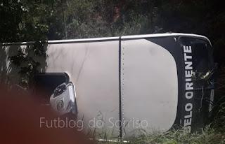 Aconteceu nesta segunda-feira um grave acidente na BR-381, próximo à Cenibra, em Belo Oriente.