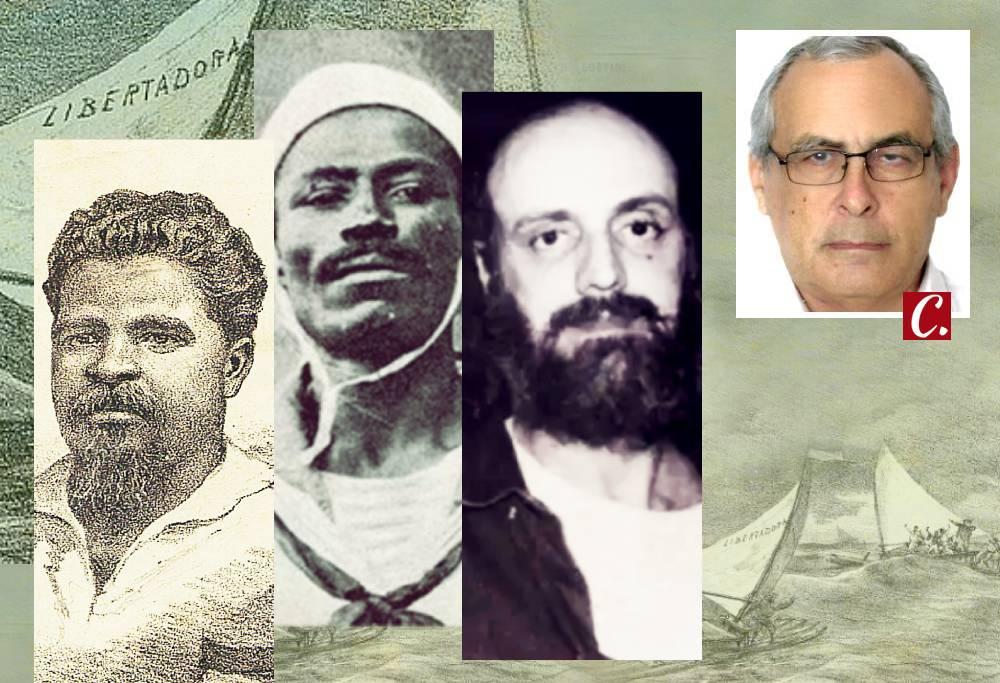 literatura paraibana ensaio escravidao abolicao ceara dragao mar almirante negro aldir blanc