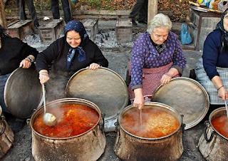 Τα παραδοσιακά Ελληνικά φαγητά που χάθηκαν