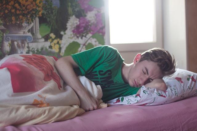 Susah terlelap ketika tidur