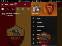 BBM Mod As Roma v3.2.2.8 Apk Terbaru