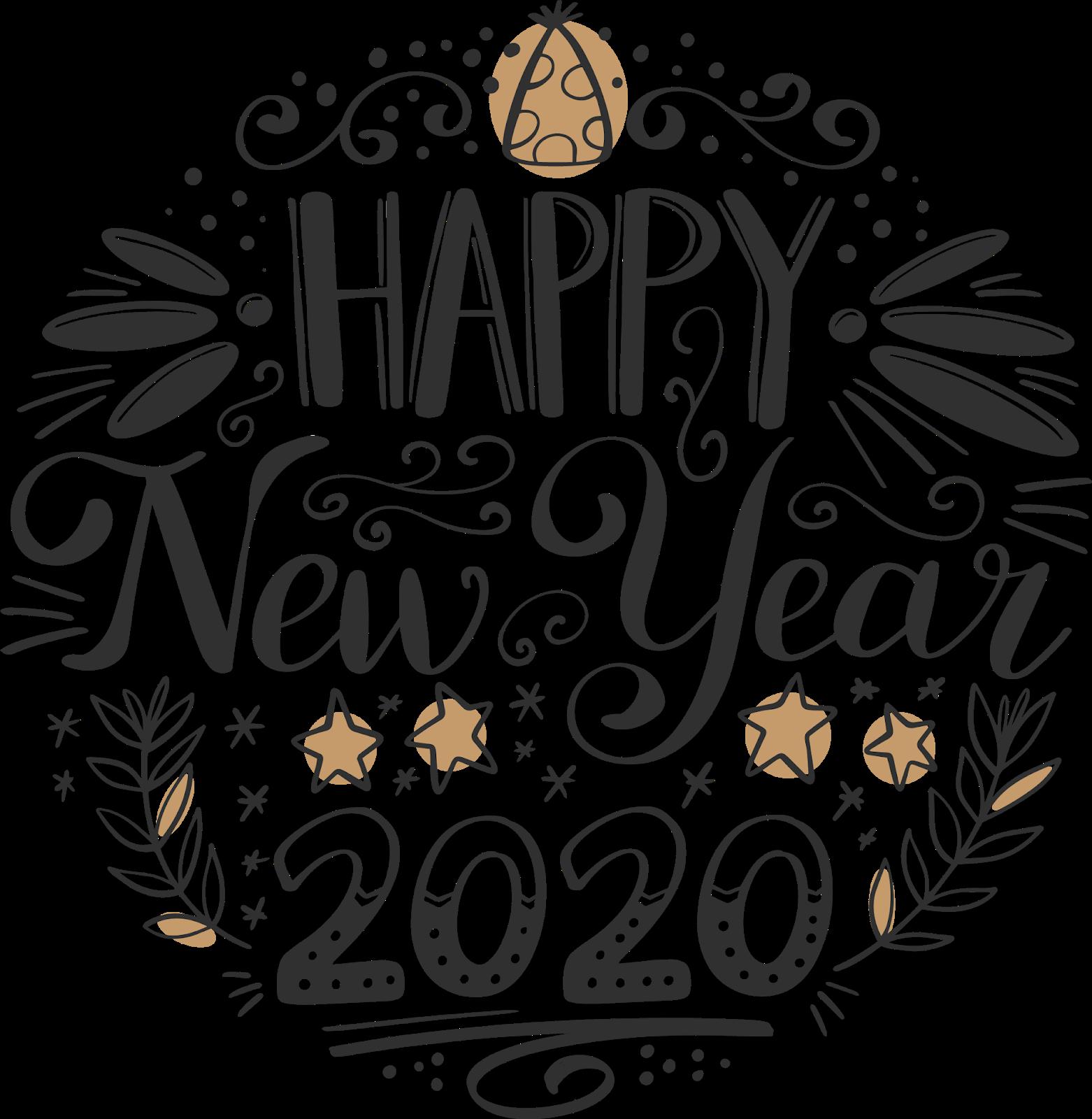BELLE ANNÉE 2020 !