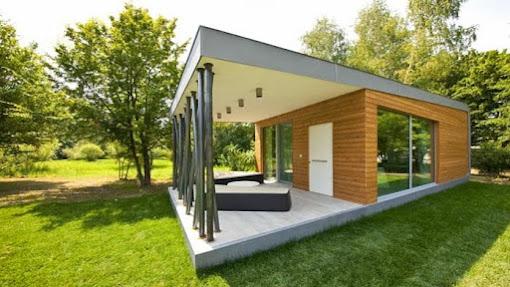 Rumah Modular Mampu Tekan Harga Jual
