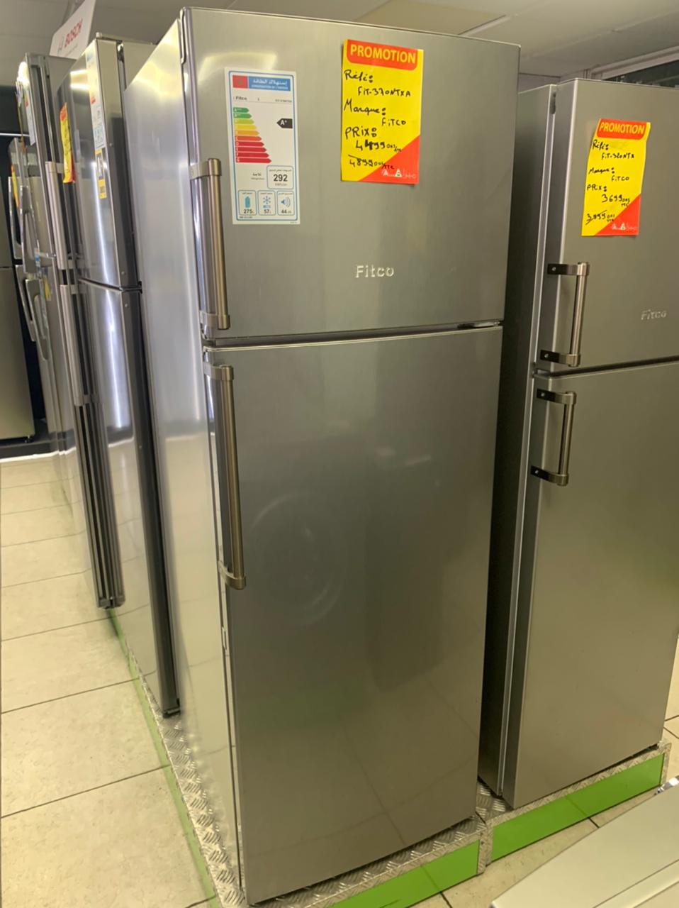 Réfrigérateur Maroc