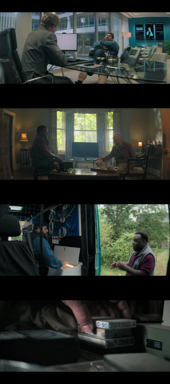Truth Seekers Temporada 1 HD 720p Latino (2020)