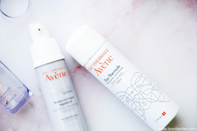 Avene eau thermale spring water spray review