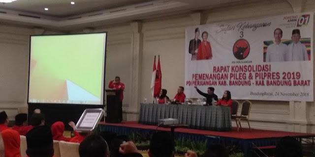 Sekjen PDIP: Prabowo Pemimpin yang Tidak Paham Sejarah