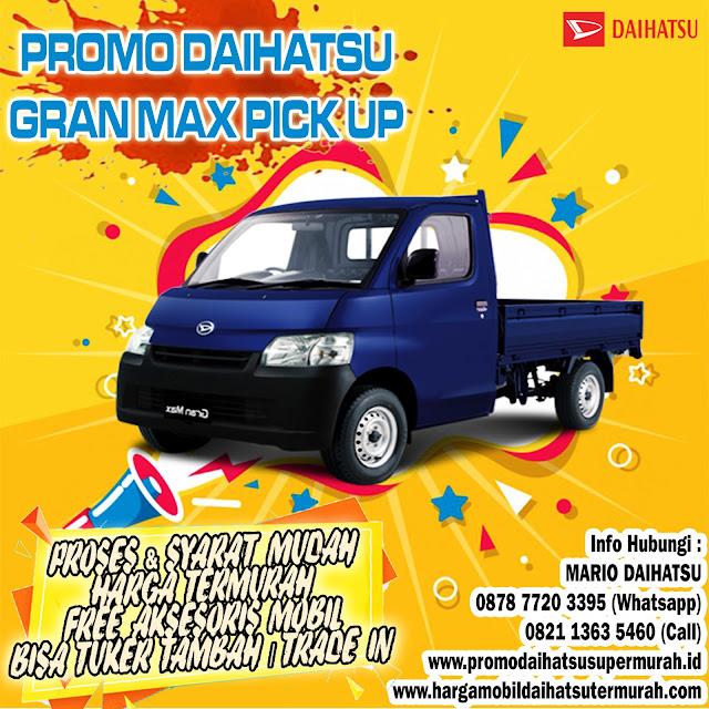 gran max pick up daihatsu