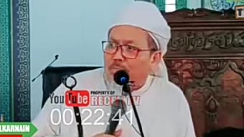 Singgung Gerakan Anti Arab, Tengku Zul: Jutaan Muslim Indonesia Murtad