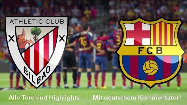 مشاهدة مباراة برشلونة واتلتيك بلباو اليوم 16-08-2019 Live : Barcelona vs Athletic-Bilbao