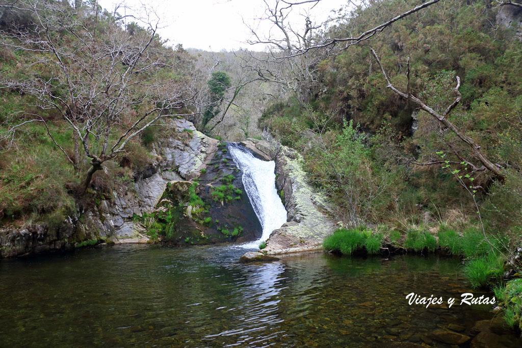 Segunda cascada del Cioyo